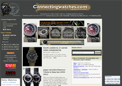 Connecting Watches