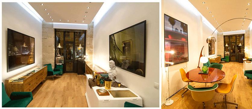 le buzz du week end la marque march la b. Black Bedroom Furniture Sets. Home Design Ideas