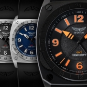 Aviator MIG-29 Cockpit GMT Collection on DreamChrono Watches Database