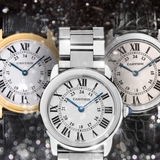 Ronde Solo de Cartier Ladies