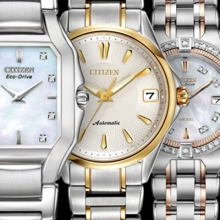 Citizen Signature Ladies