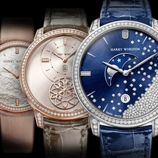 Harry Winston Midnight Collection Ladies
