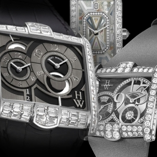 Harry Winston The Avenue Collection