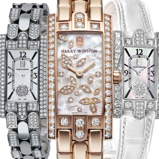 Harry Winston The Avenue Collection Ladies