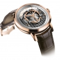 Arnold & Son Instrument Golden Wheel Limited Edition
