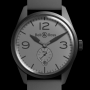 Bell & Ross Vintage BR 123 Commando Automatic