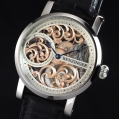 Benzinger Manual Winding Movement 3/4-Skeleton Define