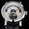 Benzinger Manual Winding Movement Black T – 24 H