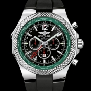 Breitling for Bentley - Bentley GMT British Racing Green Limited Edition