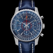 Breitling Montbrillant 01 Diamondwork