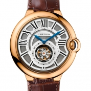 Cartier Ballon Bleu de Cartier Flying Tourbillon Manual Pink Gold 46 MM