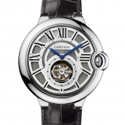 Cartier Ballon Bleu de Cartier Flying Tourbillon Manual White Gold 46 MM