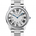 Cartier Ronde Solo de Cartier Large Model Quartz Steel