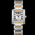 Cartier Tank Francaise Large Model Automatic Yellow Gold & Steel