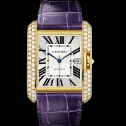 Cartier Tank Ladies Anglaise Automatic Extra-Large Model