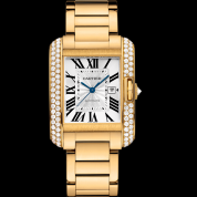 Cartier Tank Ladies Anglaise Automatic Large Model