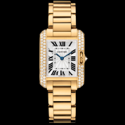 Cartier Tank Ladies Anglaise Quartz Small Model