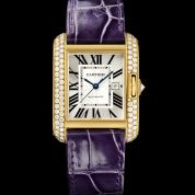 Cartier Tank Ladies Automatic Large Model