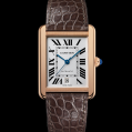 Cartier Tank Solo Extra-Large Automatic Pink Gold & Steel