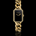 Chanel Premiere Chain Bracelet, Yellow Gold and Diamonds