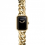 Chanel Premiere Ladies Chain Bracelet, Yellow Gold