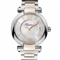 Chopard Imperiale 40 MM Watch 18-Carat Rose Gold, Stainless Steel & Amethyst