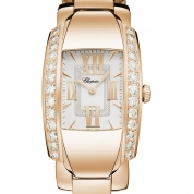 Chopard La Strada 18-carat Rose Gold And Diamonds