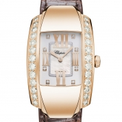 Chopard La Strada 18-carat Rose Gold AndDiamonds