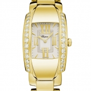 Chopard La Strada 18-carat Yellow Gold And Diamonds