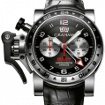 George Graham Chronofighter 1695 GMT Steel