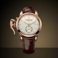 George Graham Chronofighter 1695 Gold