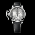 George Graham Chronofighter 1695 Silver