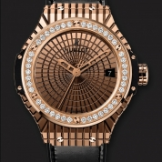 Hublot Big Bang Gold Caviar Diamonds