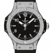 Hublot Big Bang Steel Pavé