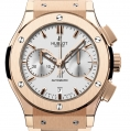Hublot Classic Fusion Chronograph King Gold Opalin Bracelet 45MM