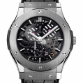 Hublot Classic Fusion Classico Ultra-thin Skeleton Titanium 45MM