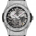 Hublot Classic Fusion Classico Ultra-thin Skeleton Titanium Jewellery 45MM