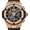 Hublot King Power Unico King Gold Diamonds