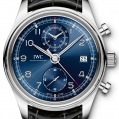 "IWC Ingenieur Chronograph Classic Edition ""Laureus Sport For Good Foundation"""