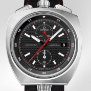 Omega Seamaster Bullhead Co-Axial Chronograph 43 MM
