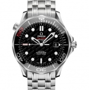 Omega Seamaster Diver 300 M Co-Axial 41 MM James Bond 007 50th Anniversary