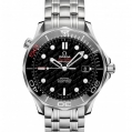 Omega Seamaster Ladies Diver 300 M Co-Axial 36.25 MM James Bond 007 50th Anniversary