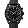 "Omega Speedmaster ""Dark Side of the Moon"" Moonwatch Omega Co-Axial Chronograph 44.25 MM"