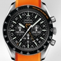 Omega Speedmaster HB-SIA Co-Axial GMT Chronograph Numbered Edition 44.25 MM