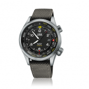 Oris Aviation Big Crown ProPilot Altimeter with Feet Scale