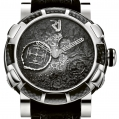 RJ-Romain Jerome AIR |Moon-DNA Moon Dust Steel Mood Silver Auto
