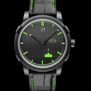 RJ-Romain Jerome RJ | Capsules Games-DNA Space Invaders® Ultimate Edition Green