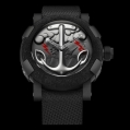 RJ-Romain Jerome RJ | Capsules Tattoo-DNA Black Red