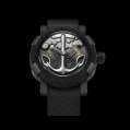 RJ-Romain Jerome RJ | Capsules Tattoo-DNA Black Yellow