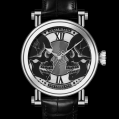Speake Marin Cabinet Des Mysteres Fine Art Face to Face 42 mm Steel